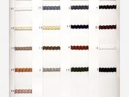 Mokuba Trimming Braid Nr. 0412, Breite ca. 7 mm