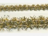 Brokatborte gold-beige Nr. 601-21-6, Breite ca. 17 mm