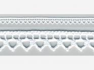 Klöppelspitze 82195_06000, Breite 10 mm, Farbe weiß