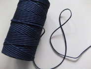 Baumwollkordel geflochten Nr. 6978172-07, Stärke ca. 3 mm