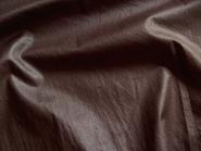 Baumwollstoff coated SU1018-058, Breite ca. 140 cm, Farbe 058 dunkelbraun