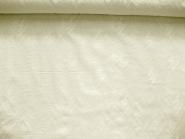 Baumwollstoff 80605 in creme - bestickt, Breite ca. 140 cm