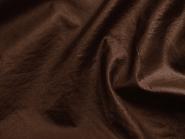 Baumwollstoff Shiny SU0042-058, Breite ca. 140 cm, Farbe 58 dunkelbraun