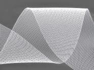 Crinoline Versteifungsband fest S750348-01, Breite ca. 10 cm, Farbe 01 weiß