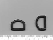 D-Ring Nr. 0652 schwarz