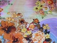 Digitalprint Flower T5638-01, Breite ca. 140 cm