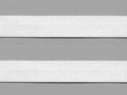 Elastikband - Sport-Gummiband weich Nr. 7100-30w, Breite 30 mm