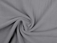 Fleecestoff - Polarfleece L718-509x jeansblau, Breite ca. 150 cm, Reststück 0,4 m
