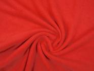 Fleecestoff - Polarfleece L718-505x rot, Breite ca. 150 cm, Reststück 0,4 m