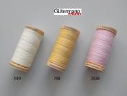 Gütermann Heftfaden Nr. 723550-758, Spule á 200 m