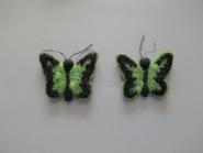 Jim Knopf Filz-Schmetterling Nr. 13396-01, Größe 54 (ca. 35 mm)
