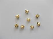 Karnevalsschellen in gold zum Annnähen Nr. 743603g