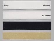 Klettband Standard zum Annähen Nr. 91669, Breite 30 mm, Flausch- und Hakenband