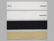 Klettband Standard zum Annähen Nr. 91671, Breite 38 mm, Flausch- und Hakenband