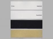 Klettband Standard zum Annähen Nr. 91673, Breite 50 mm, Flausch- und Hakenband