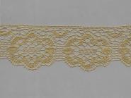 Klöppelspitze 82267_02057, Breite 70 mm, Farbe Lurex gold