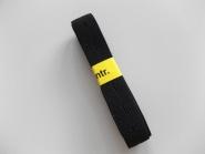 Knopflochgummi Nr. 29863300-s, Breite 21 mm, 2,3 m Bund