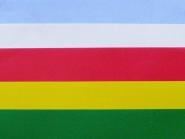 Kopierpapier, 5 Bögen, Farbe blau, weiß, rot, gelb, grün, Bogengröße ca.17 x 50 cm