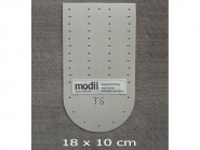 modii Kantenformer Kürzer Nr. 16000, Typ 6, Größe 18 x 10 cm