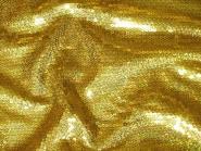 Paillettenstoff HS3239-4 gold irisierend, Nutzbreite ca. 135 cm