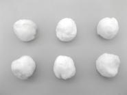 Pompons 500879, Durchmesser ca. 4 cm