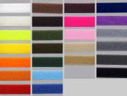 Klettband Premium zum Annähen Nr. 92665, Breite 20 mm, Flausch- und Hakenband