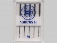 Maschinennadeln Standard Nr. 170502, Stärke 70, Box mit 5 Nadeln