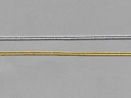 Soutache Lurex Nr. 28046, Breite ca. 2,5 mm
