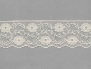 Spitze mit einseitiger Bogenkante Nr. 70623-1100, Breite ca. 6 cm