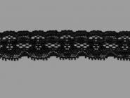 Elastische Spitze Nr. 70636-9000, Breite ca. 24 mm