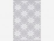 Spitze Nr. 63491470-02, Breite ca. 29 cm, Farbe weiß