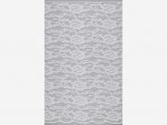 Spitze Nr. 63491470-03, Breite ca. 31 cm, Farbe weiß