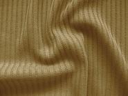 Strickstoff-Rippenstrick 473210 in camel-braun, Breite ca. 150 cm