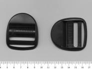 Verstellschnalle-Gurtschnalle Nr. 0650-40 schwarz