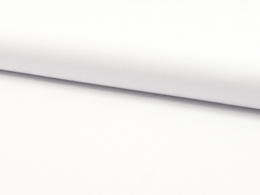 Baumwollstoff - Popeline QRS0150-050, Farbe 050 weiß