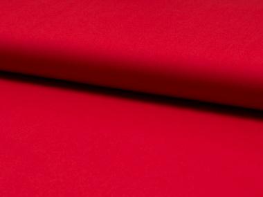 Baumwollstoff - Popeline QRS0150-215, Farbe 215 rot