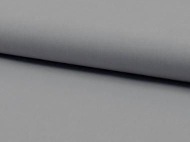 Baumwollstoff - Popeline QRS0150-262, Farbe 262 silbergrau