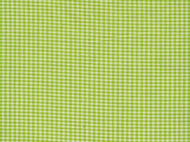 Baumwollstoff Vichykaro RS0138-023 - 2 mm - Farbe lime