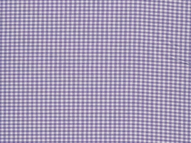 Baumwollstoff Vichykaro RS0138-046 - 2 mm - Farbe lila