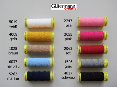 Gütermann Elasticfaden 10 m Nr. 744557
