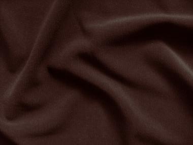 Jersey uni 60675-49, Farbe 49 dunkelbraun