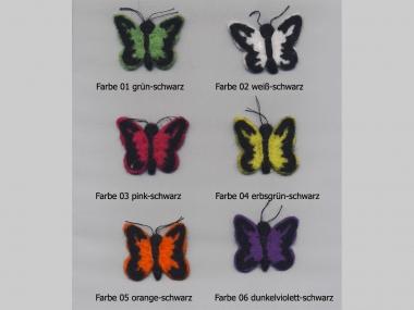 Jim Knopf Filz-Schmetterling Nr. 13396
