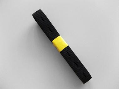 Knopflochgummi Nr. 29861279-s, Farbe schwarz