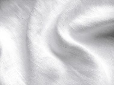 Leinenstoff Barcelona L733-001, Farbe 001 weiß