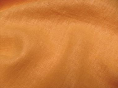 Leinenstoff Barcelona L733-520, Farbe 520 mandarin