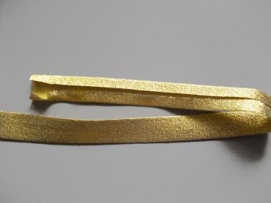 Lurex-Schrägband 640-01