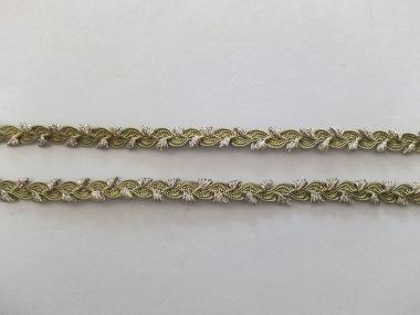 Mokuba Metallic Trimming Braid Nr. 9560-4