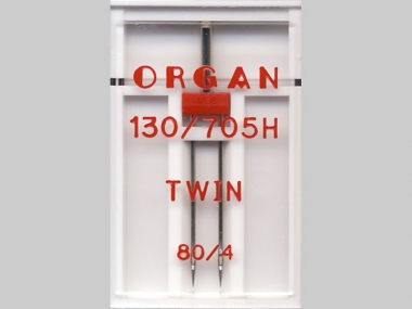 Organ Zwillingsnadel Nr. 3880