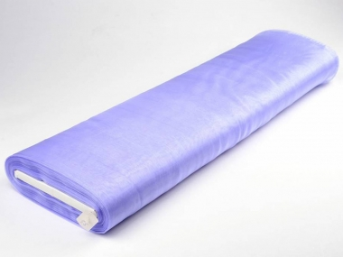 Organzastoff - Organza uni L720a-31, Farbe 31 lila