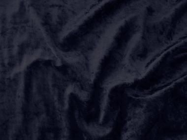 Pannesamt uni L724-60, Farbe 60 marine